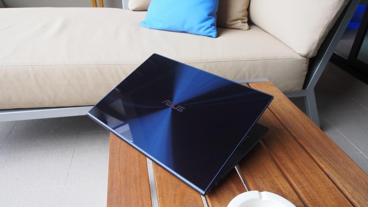 湛藍的寶石  ASUS UX302LG