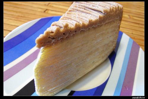 台南–深藍千層蛋糕網購