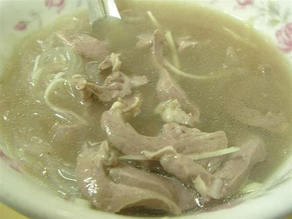 台南  晚上才有的美食宵夜  阿明豬心