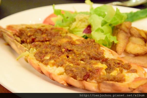 【台北食記】東區 新帆船澳門葡國餐廳 好吃到沒話說