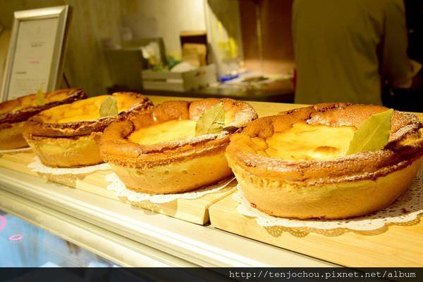 【台北食記】東區-PINEDE彼內朵 來自名古屋的甜點店