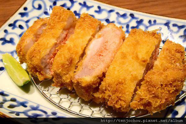 【台北食記】杏子日式豬排 永遠都在排隊的人氣美食 百吃不膩啊 *文末抽獎送豬排
