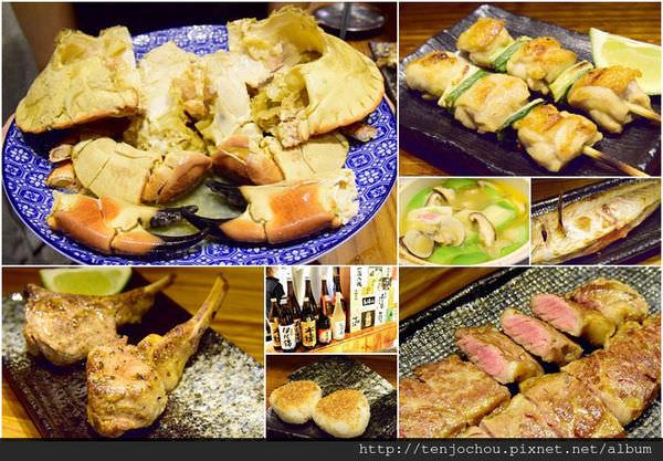 【台北食記】再訪 川賀燒烤居酒屋 你也好吃得太過分了吧!東區市民大道居酒屋推薦