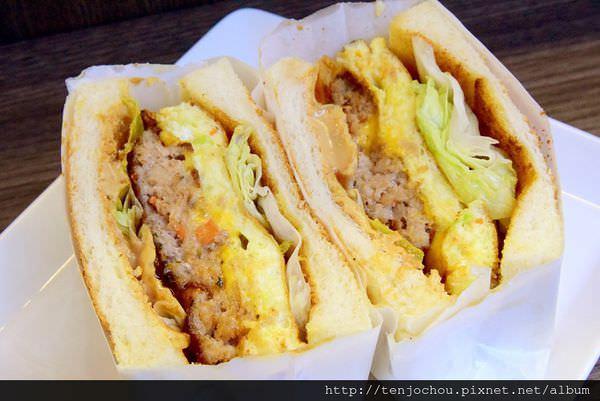 【台北食記】後火車站 寶舖黃金炙燒吐司 真材實料巷弄美食