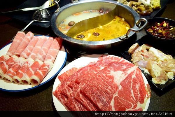 【台北食記】蒙古紅 東區老字號蒙古火鍋吃到飽!肉片海鮮都有一定水準唷