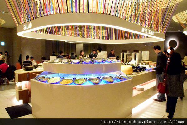 漢來海港餐廳吃到飽-沙拉001.JPG