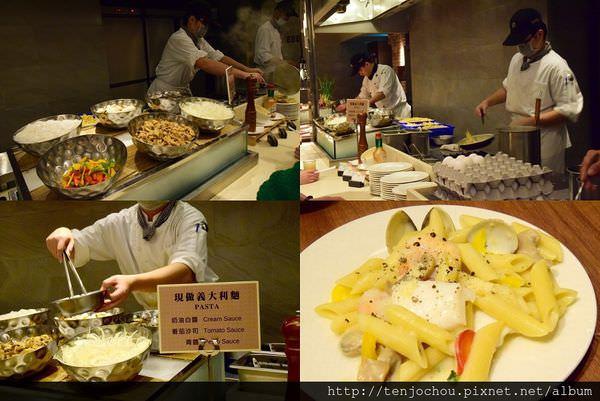 漢來海港餐廳吃到飽-鐵板燒002.jpg
