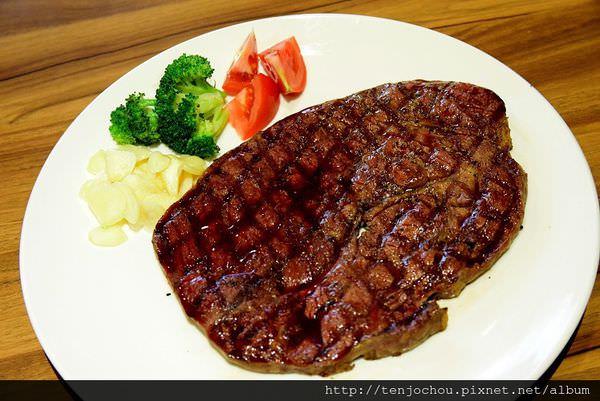 【台北食記】著火美式炭烤牛排-比臉大牛排只要$280! *已結束營業