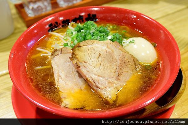 【台北食記】武藤拉麵 日本人賣的道地海老拉麵!好吃不貴cp值很高!
