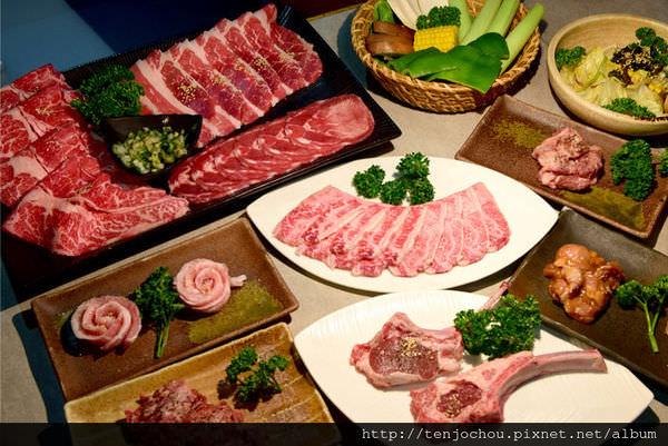 【台北食記】火之舞蓁品燒 黑毛和牛燒烤吃到飽!海鮮也很厲害的東區老店推薦