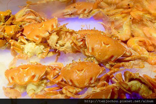 漢來海港餐廳吃到飽-海鮮003.JPG