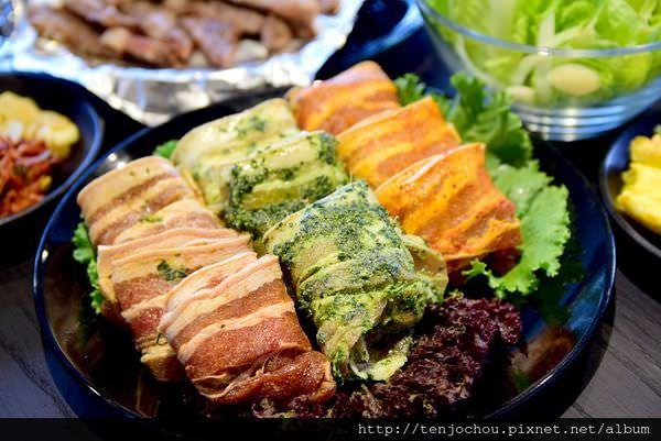【台北食記】Mini K小韓坊 再訪來吃正宗韓式烤肉吧!還能欣賞101夜景!