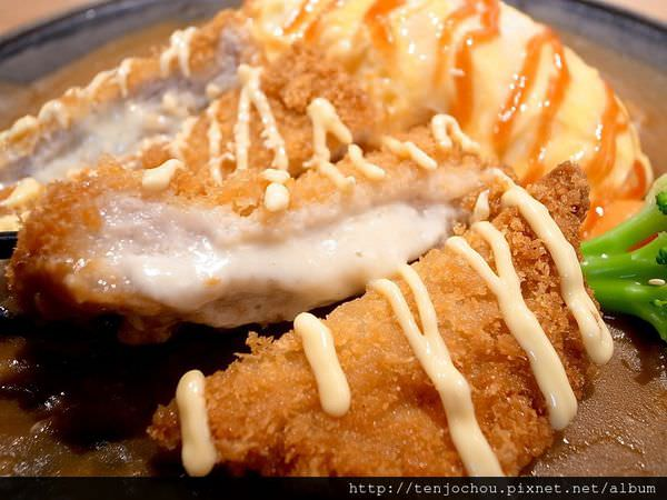 【台北食記】東區 樂町屋 爆漿起司豬排 平價日式鐵板料理