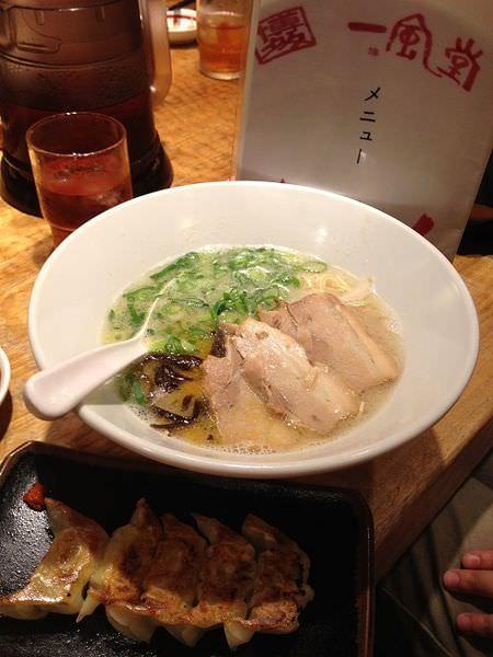 【京都食記】錦小路通-一風堂拉麵+真打英多朗道地餐館