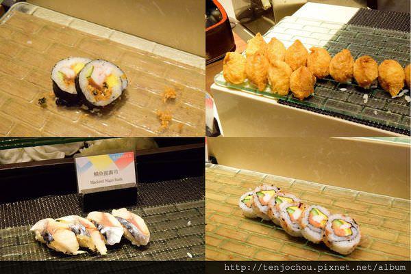 漢來海港餐廳吃到飽-壽司004.JPG