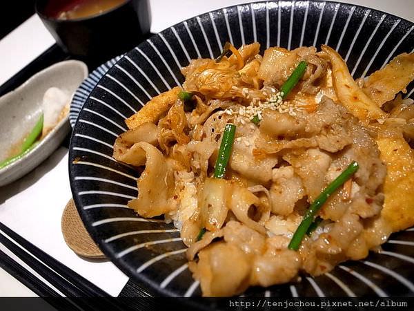 【台北食記】永康商圈-Rice Cafe杓文字 日式米料理專門店