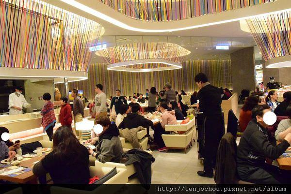漢來海港餐廳吃到飽-環境002.JPG