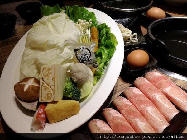 【台北食記】信義區-千荷田東方人間鍋物館,平價火鍋套餐$218