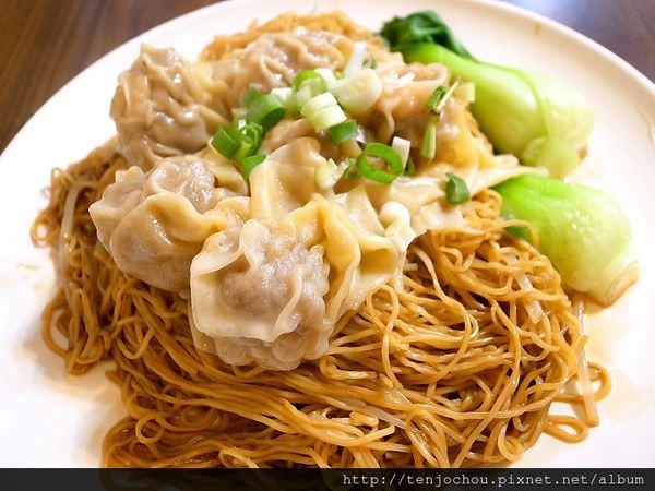 【台北食記】東區市民大道 香港茶餐廳 撈麵多到吃不完