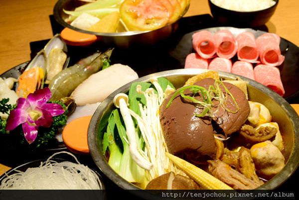 【台北食記】鬼椒一番鍋 一個人也能吃的獨享麻辣鍋!還有多種特色湯頭唷