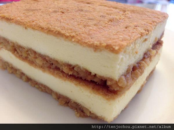 【台北食記】士林-雅力根坊 超濃起司餅、香蕉乳酪派
