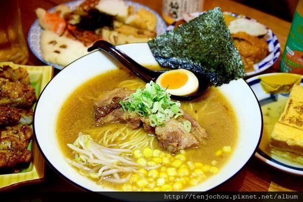 【台北食記】這間店「叫小鶴」東區好吃拉麵推薦!燒烤關東煮也是一絕!