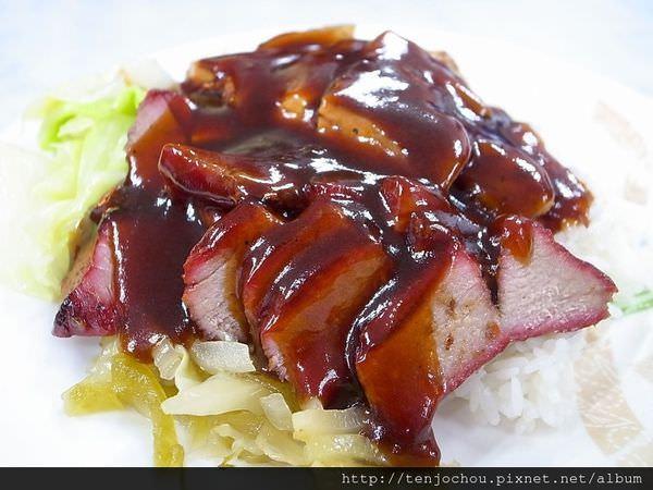【台北食記】鳳城燒臘 公館必吃美食推薦!叉燒油雞真的是好吃啊!