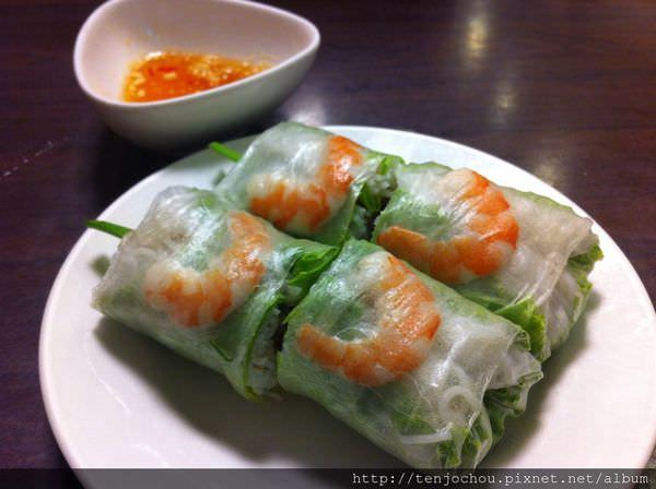 【台北食記】四平商圈-饗客越南小吃