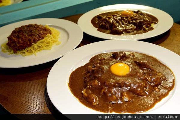 【台北食記】月光仮面 月光假面咖哩 日本人開的道地家庭小料理