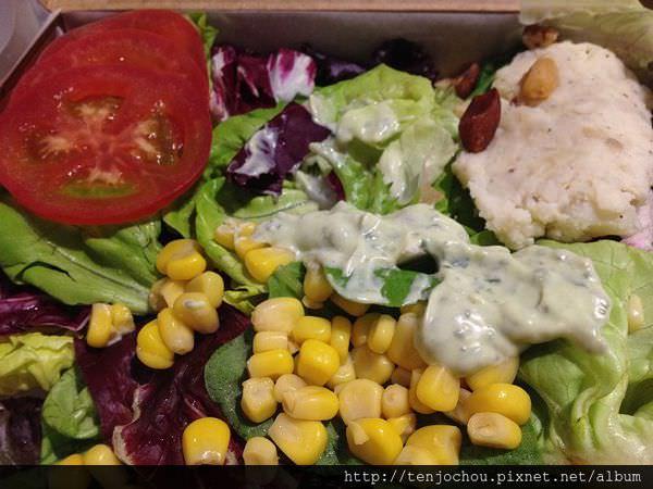 【台北食記】京站- Saladay-沙拉餐盒外帶好方便 *已結束營業