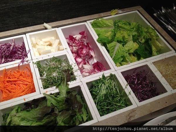 【台北食記】東區明曜百貨-果然匯蔬食宴下午茶吃到飽
