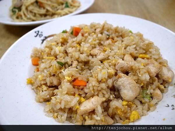 【台北食記】金華小吃 隱身巷弄沒有門牌的好吃炒飯!東區平價美食推薦