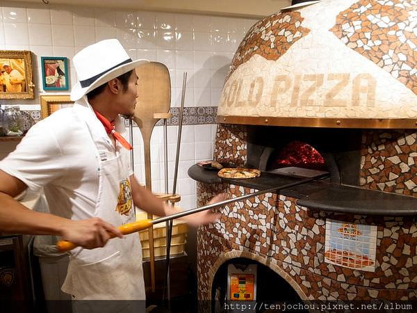 【台北食記】SOLO PIZZA世界第一拿坡里披薩 98元就可吃到 赤峰街捷運中山站必吃美食推薦