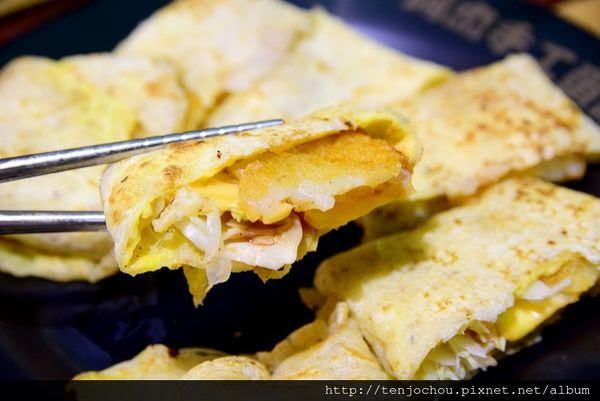 【台南食記】阿杰手工蛋餅 排一小時也要吃!來自台東20年老店的人氣美食!