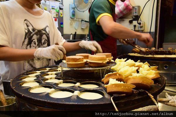 【台北食記】東區 晴光紅豆餅 無可挑剔的10元美食