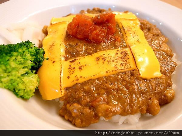 【台北食記】Ebisu curry 好吃咖哩飯只要100元!加起司濃郁升級更過癮!