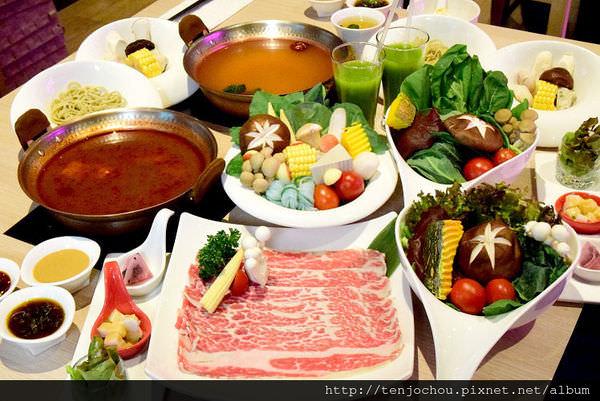 【台北食記】Nice Green美蔬菜廚房 健康環保也能兼顧美味 大直美食推薦