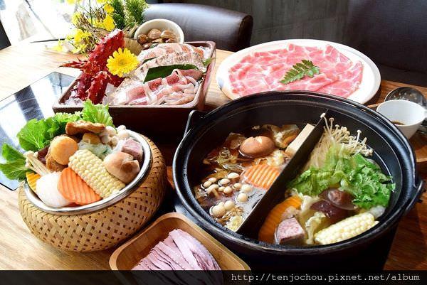 【台中食記】八豆食府精緻鍋物崇德店 氣派裝潢內奢華火鍋響宴!