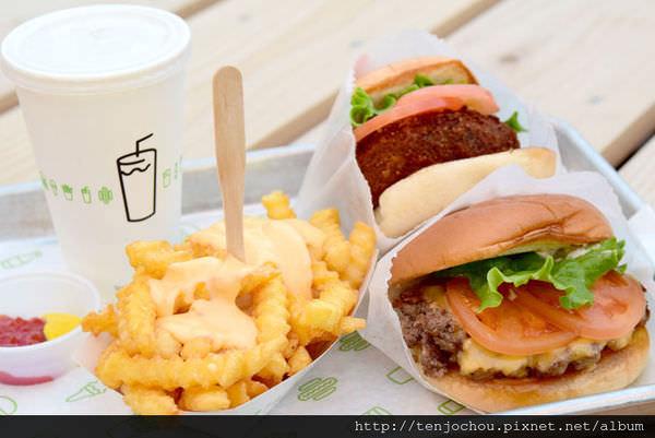 【日本東京食記】Shake Shack紐約最好吃的漢堡!亞洲首店就在明治神宮外苑!