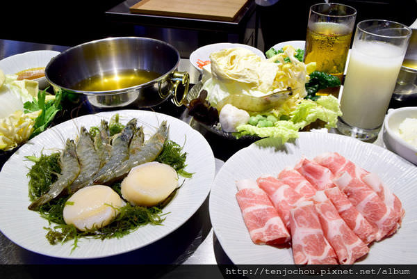 【台北食記】德朗火鍋 法餐大廚掌廚!顛覆傳統的奢華鍋物饗宴!