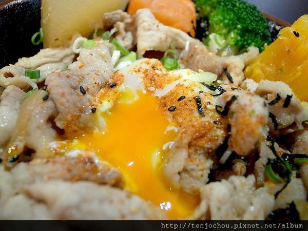 【台北食記】中山區-八坂丼屋 澎湃日式丼飯只要$150