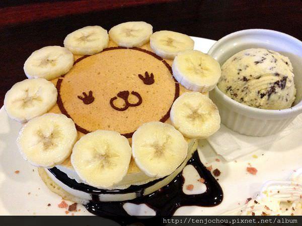 【台北食記】ZOo Cafe 入咖啡 好看又好吃造型熱蛋糕!板橋府中站不限時平價咖啡店