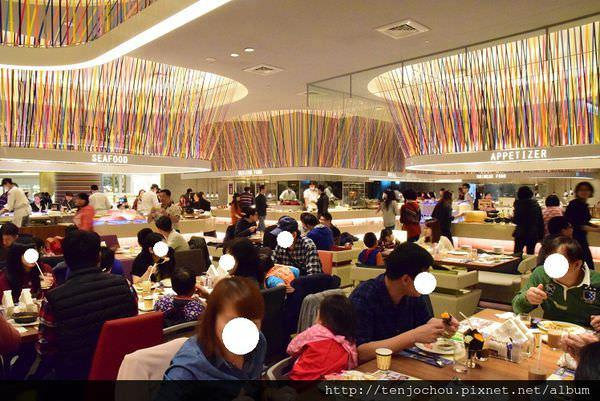 漢來海港餐廳吃到飽-環境001.JPG