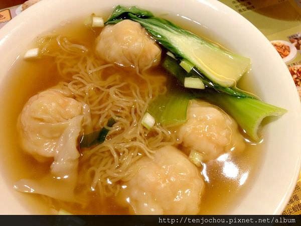 【台北食記】萬華西門町-英記茶餐廳 銷魂雲吞麵