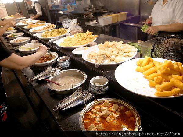 【台北食記】春天素食餐廳 蔬食buffet吃到飽 台北大安區老字號集團 師大素食推薦