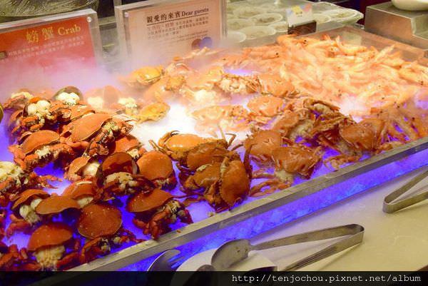 漢來海港餐廳吃到飽-海鮮001.JPG