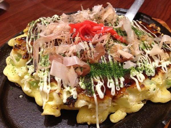 【台北食記】中山站-初穗居酒屋,海鮮大阪燒料多味美好好吃!