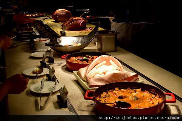 漢來海港餐廳吃到飽-西式料理001.JPG