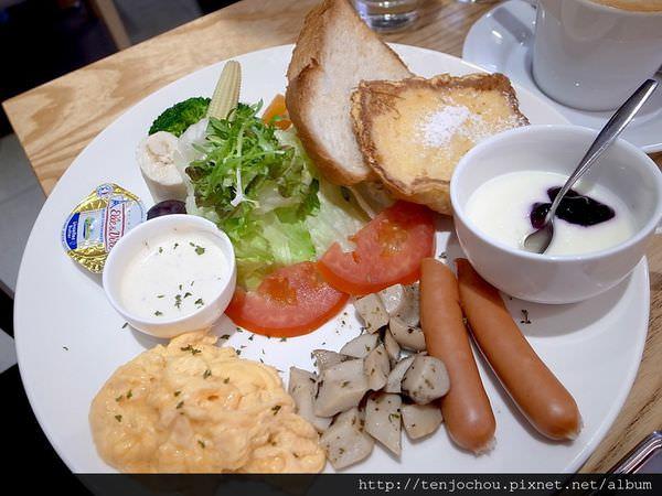 【台北食記】中山區-佐曼咖啡館 brunch姐妹淘聚餐推薦