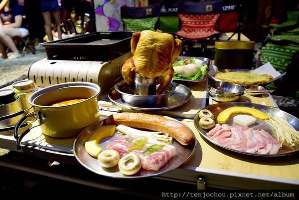 【台北食記】TKK CAMP全台首家!露營風韓式烤肉餐廳 東區聚會慶生推薦 *已結束營業